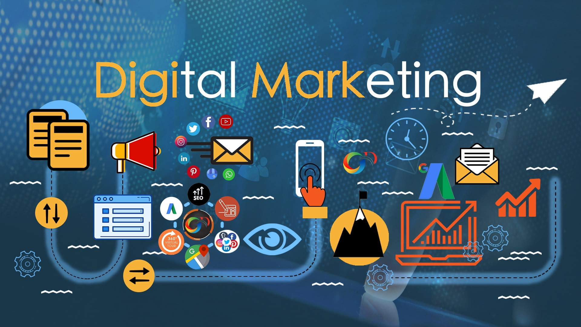 What is Digital marketing? – First Web Solutions